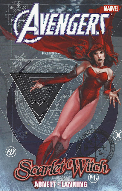 Avengers: Scarlet Witch cover