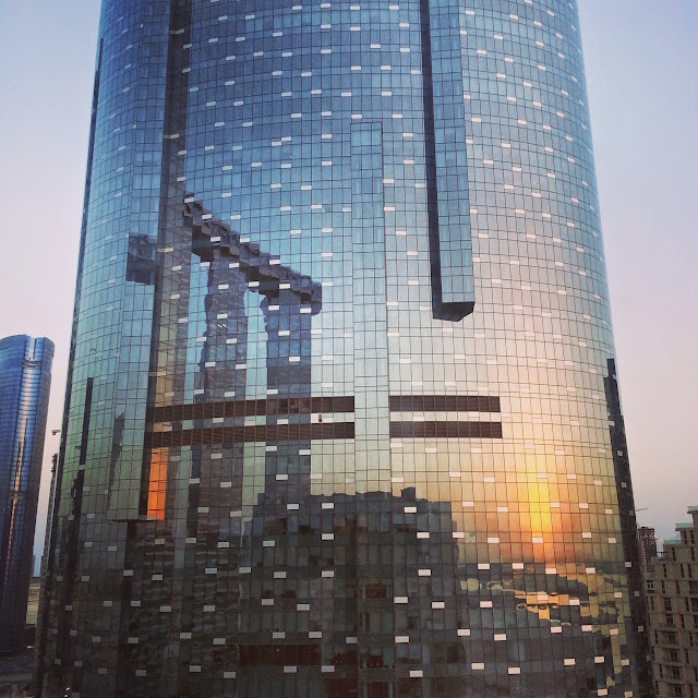 Travel Journal to Abu Dhabi UAE by ServicefromHeart Reem Island