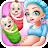 Newborn Twins Baby Care logo
