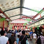 Asakusa Kannon Temple in Asakusa, Tokyo, Japan