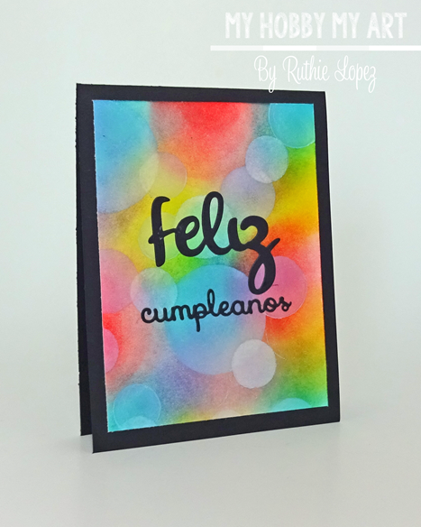 Efecto Bokeh, Tutorial, Latinas Arts and Crafts, Ruthie Lopez 5