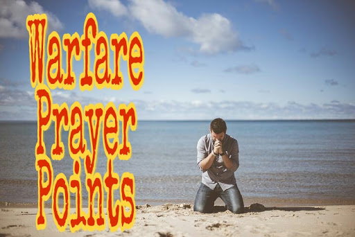 50 Warfare Prayer Points By Great Men Of God For Breaking