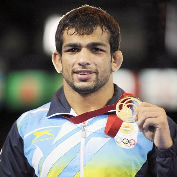 It was the third gold for India after Amit Kumar and Vinesh Phogat's triumph in their respective categories.