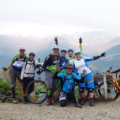 Ladykracher Tag 4 Propain Trail  (trailbiker)