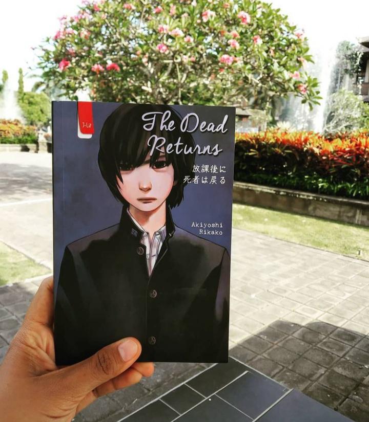 Review Novel The Dead Return by Akiyoshi Rikako