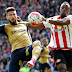 Aresnal and Sunderland share Points !