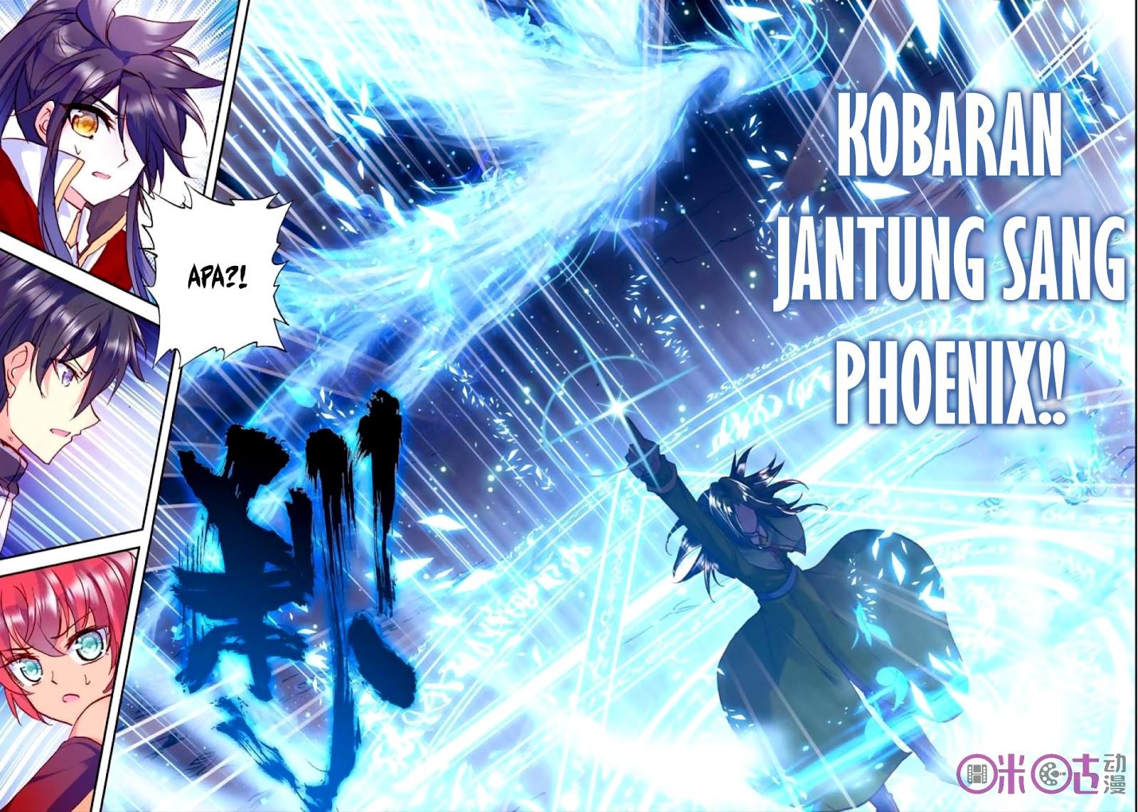Baca Manga Shen Yin Wang Zuo Chapter 128 Komik Station