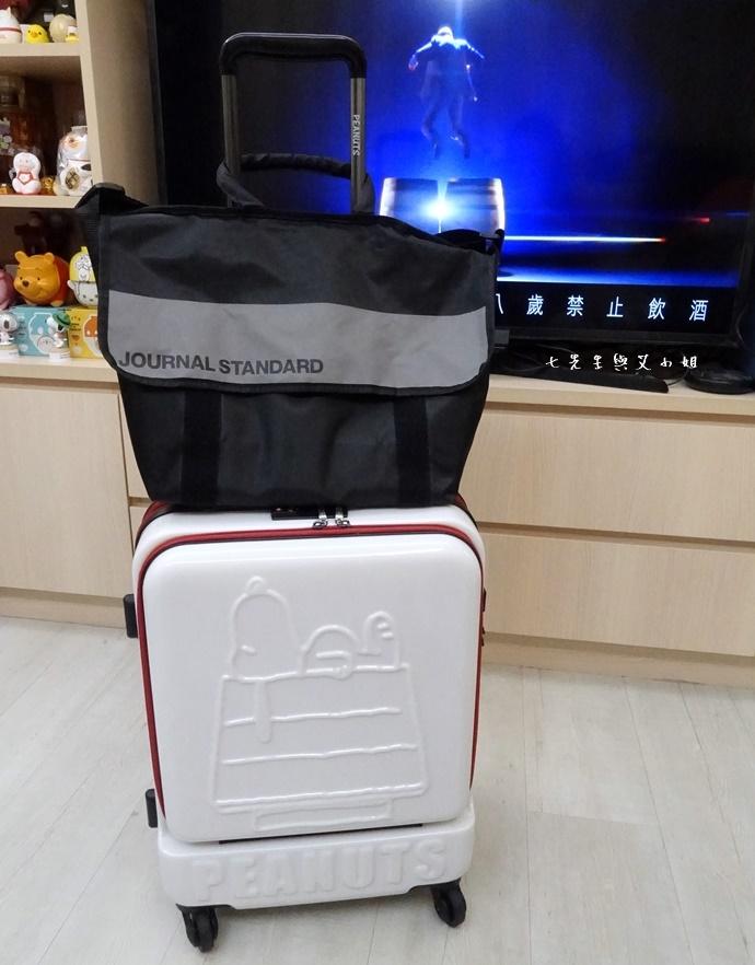 33 史努比登機箱 關西空港 關西旅遊 大阪旅遊 必買 戰利品
