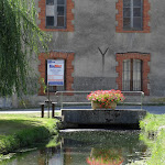 Hameau de La Pierre : moulin