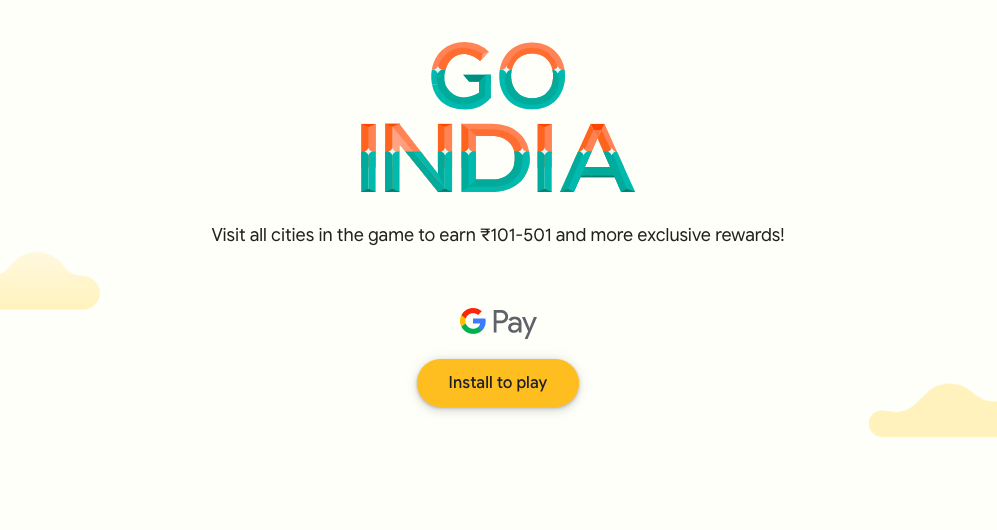 Go India Game 'Kolkata'