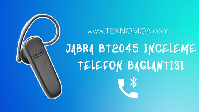 JABRA BT2045 Kulaklık İnceleme ve Cihaz Eşleştirmesi!