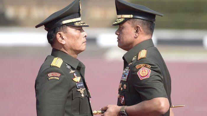 Rocky Gerung Bandingkan Etika Prajurit Gatot - Moeldoko, yang Masuk Istana Etikanya Lenyap