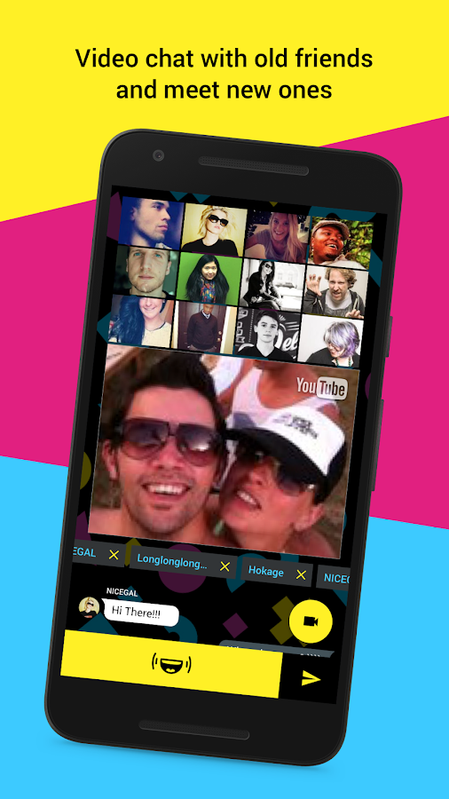 Tinychat - Group Video Chat- screenshot