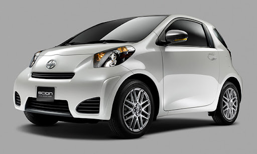 scioniQ 2 Toyota Scion iQ Electric Car To Launch In 2012