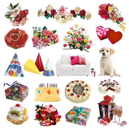 ������� �� ��� ��������   Happy Birthday Clipart PNG