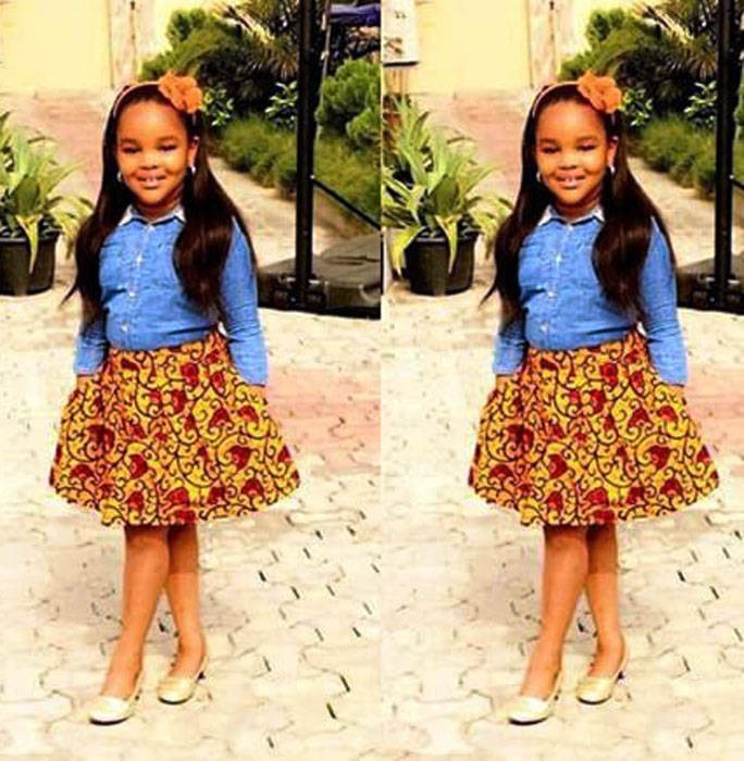 ankara clothing for children (3)