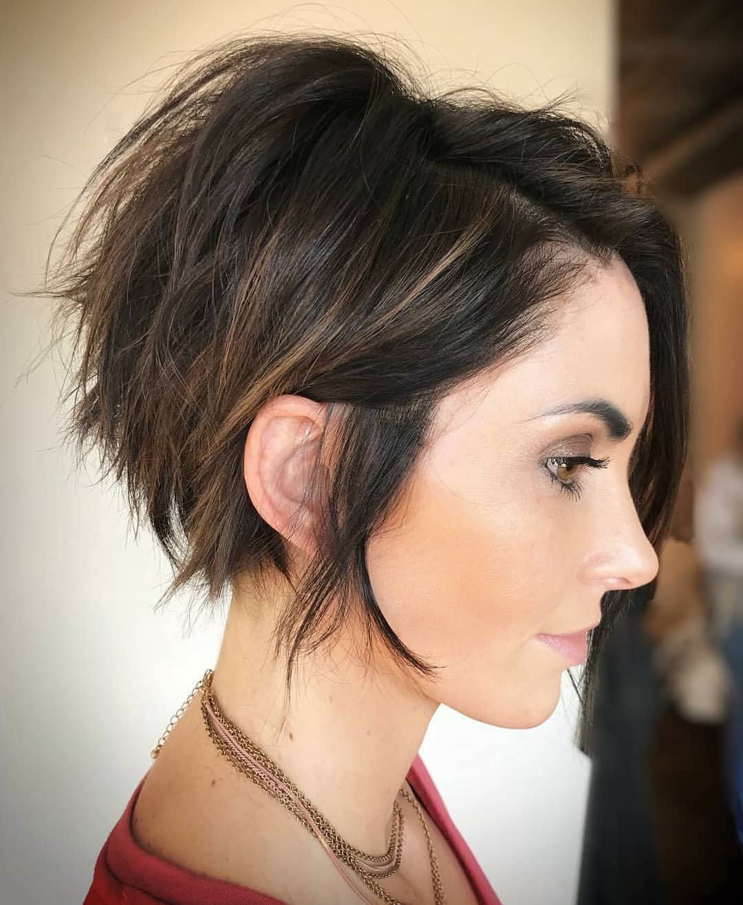 How to Style short haircuts for curly hair 2018-2019 2