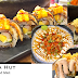 Yuba Hut at Heartland Mall - Bringing you fantastic Aburi Donburi and fanciful sushi!