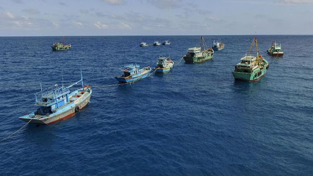 'Diintai' China, Ini Dia Kekayaan RI di Laut Natuna