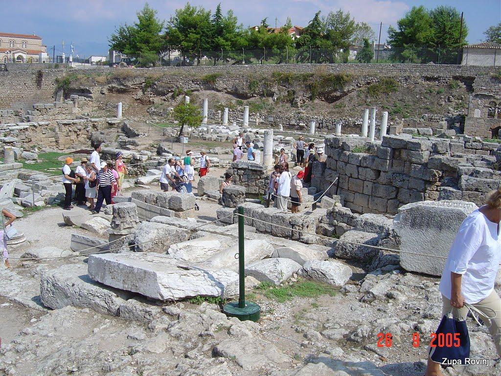 Stopama sv. Pavla po Grčkoj 2005 - DSC05526.JPG