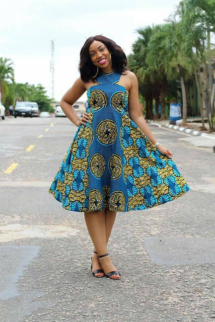 MAXI ANKARA OUTFITS YOU SHOULD TRY