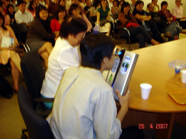 Others - Launching of Institute Logo 2007 - logo_L06.JPG