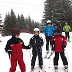 Erster Skitag 2013