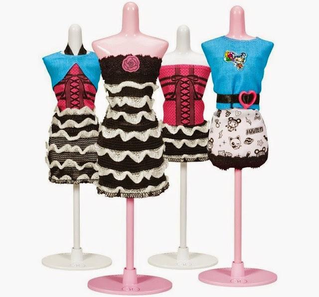 Bộ thiết kế thời trang Harumika - Dress Set Harajuku cho bé rèn luyện sự khéo tay
