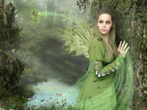 Little Fairy Of Nature, Fairies 3
