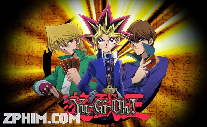 Ảnh trong phim Vua Trò Chơi - Yu-Gi-Oh! Duel Monsters 1