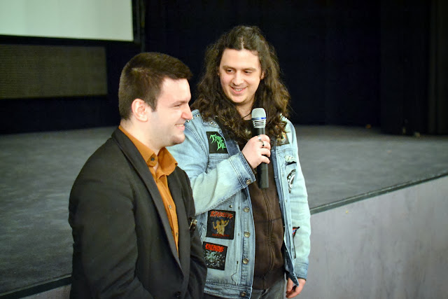 Lansare film documentar Ba se poate 1125
