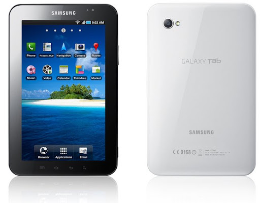 Galaxy Tab Telmex