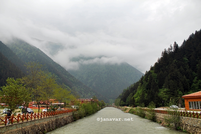 Travel: Uzungöl, Turkey