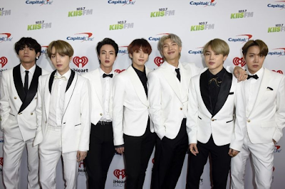 How tall are all of the BTS members?