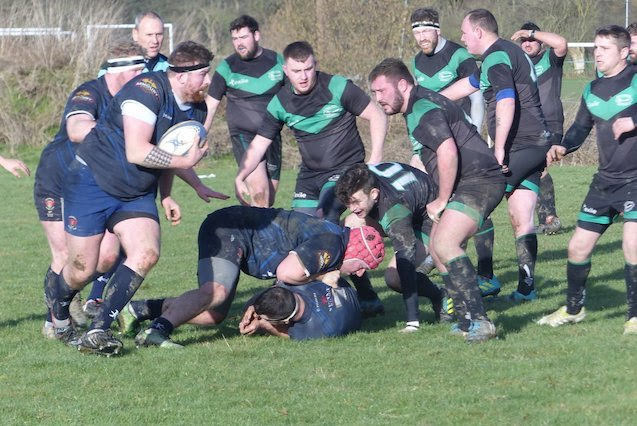 Vital win for Welshpool