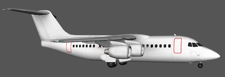 British Aerospace BAe-146 Series (100, 200 and RJ) Selection_036