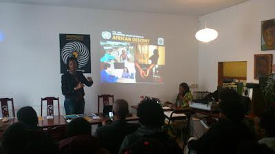 Seminar. speech on African Descent