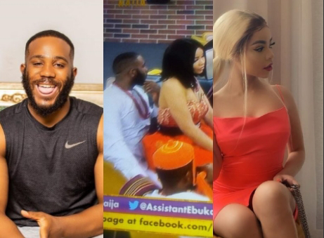BBNaija: Kiddwaya Is The Only Person That Matches My Energy - Nengi To Ozo