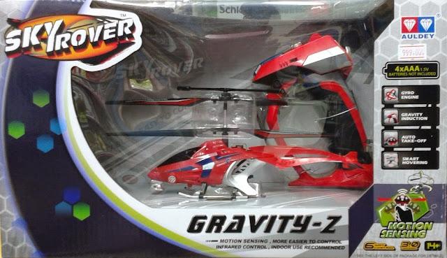 Trực thăng Gravity-Z Skyrover điều khiển từ xa dành cho trẻ em trên 14 tuổi