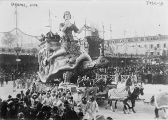 Carnaval de Nice 1900