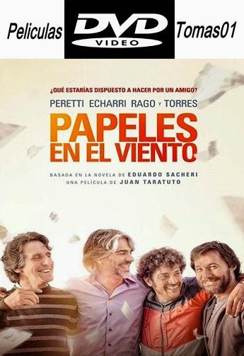 Papeles en el Viento (2015) DVDRip
