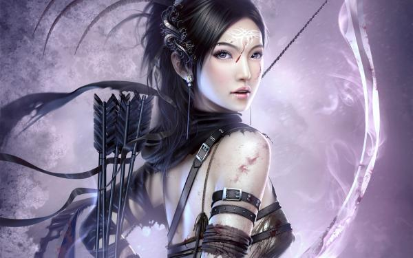 Vampire Huntress Legends, Vampire Girls 1