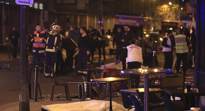 Palestin tak dihirau, Paris jadi Kecoh