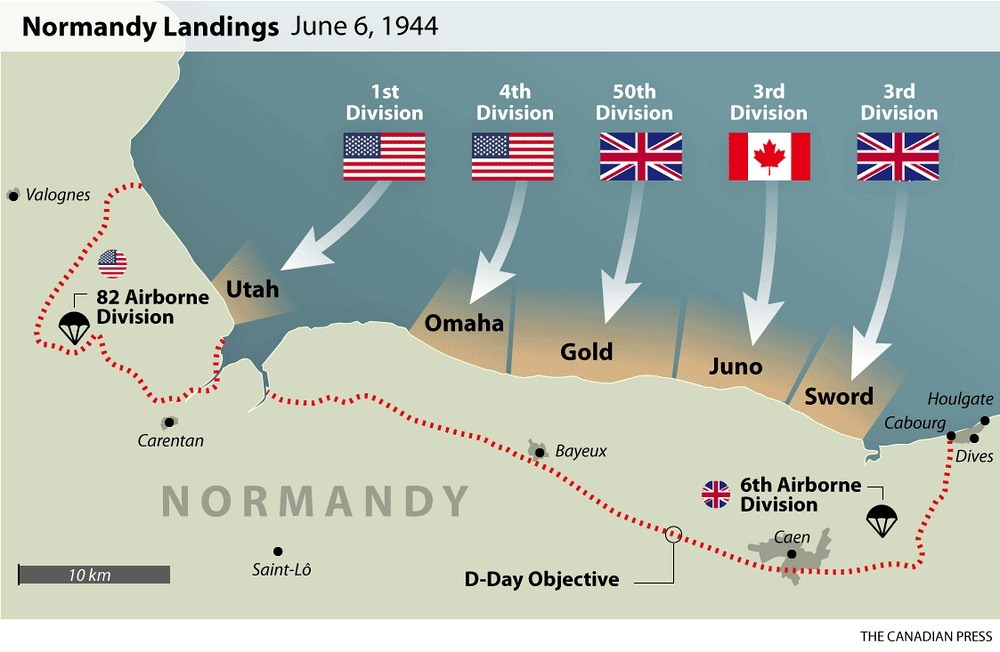 normandy-landings