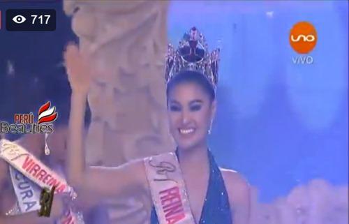 Wyn Marquez wins Reina Hispanoamericana 2017