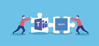 أيهما أفضل من خلال تجربتك الزووم أم مايكروسوفت تايمز؟