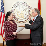 2-3-17 David Knight Oath of office Lo