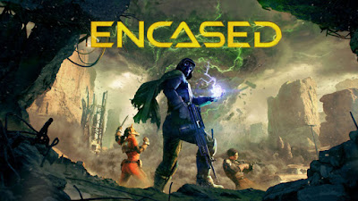 Played Encased: A Sci-Fi Post-Apocalyptic RPG. Fallout on the sidelines