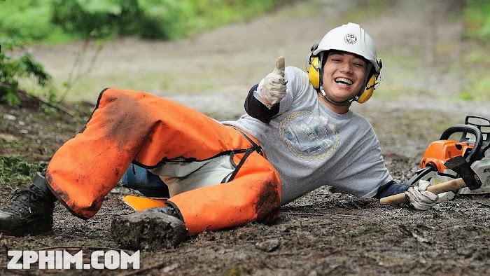 Ảnh trong phim Cuộc Sống Đơn Giản Ở Kamusari - Wood Job! 1