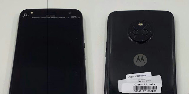 Moto X4 📱 images 📷 leaked